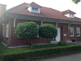landelijk gelegen luxe villa, aan de bosrand