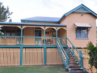 The Urangan Beach House