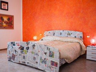 B&B Casa Tua, originali stanze vi aspettano....