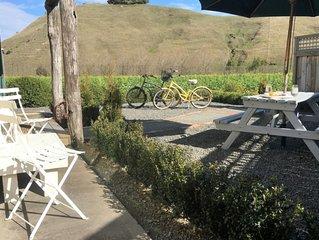 Bespoke guest house - stylish rural retreat