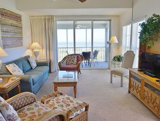 Family Friendly Villa with a Great View of the Beach and Gulf! C1222C