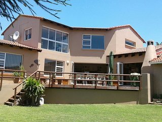 4 Bedroom House In St Francis Bay, Overlooking the Indian Ocean, South Africa