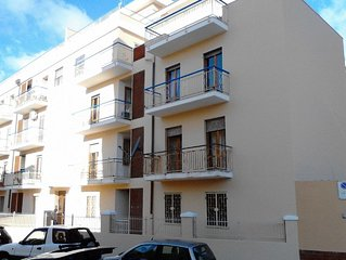 Alghero Sardinia Very Good Spacious Apartment At 300 Meters From The Beach WIFI