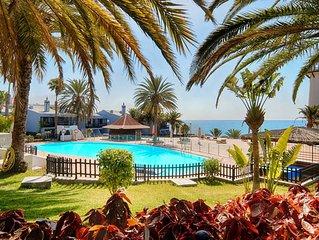beachfront - fronte mare - primera linea de playa - maspalomas - gran canaria