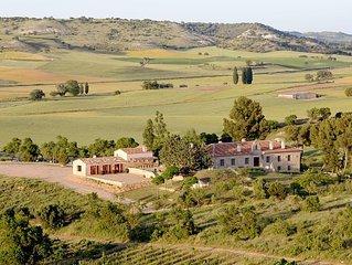 Finca exclusiva en Castilla (Casa Principal)