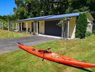 Lake Rotoiti Retreat – Family, Fishing and Boating