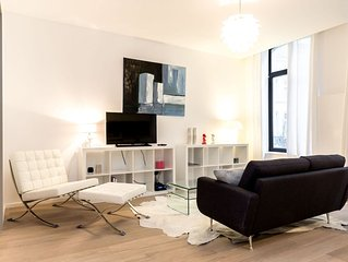 Beautiful 1bdr in the heart of BXL