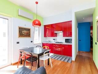 Central Sorrento Top Floor 2BR Flat recently renovated