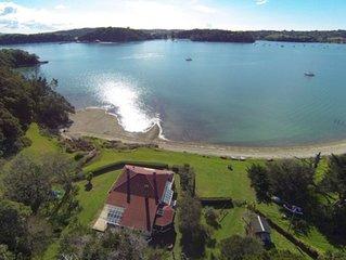 Oakura Bay Villa - Stay Waiheke