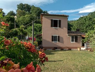 Chiesetta: an intimate villa in the mountains of the Garfagnana, Tuscany