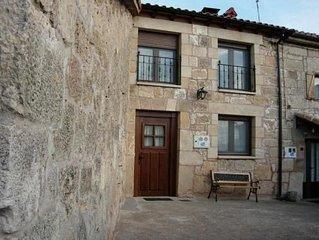 Casa rural (alquiler integro) La Cabana de Mozoncillo para 10 personas