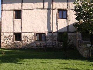 Casa rural (alquiler integro) La Cuadra de la Tila para 2 o 4 personas