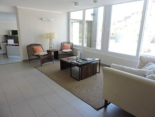 Amazing apartment with SEA VIEW. near to beach