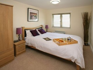 Apartment 437 m from the center of Bristol with Internet, Washing machine (49533