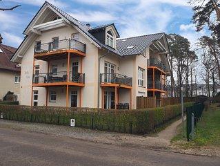 Gemütliche 3-Raum-Wohnung mit privatem Garten