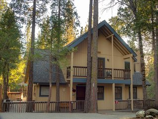 Welcome to Friends Lodge, located inside Yosemite National Park, in Wawona