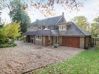 Spacious and clean house in the country in an area of outstanding natural beauty