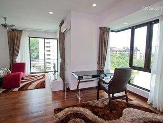 Luxurious 3-storey Beach Villa