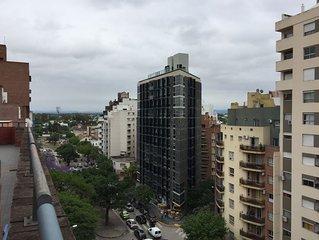 Apartamento El Balcón, a pasos de Universidad UNC.