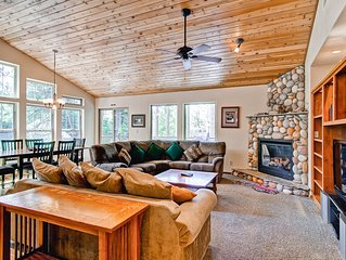 Yosemite Summit  & Little Summit home is a 5 bedroom duplex consisting of 2 unit