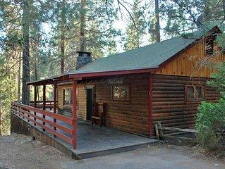 45 Su Casa inside Yosemite National Park