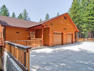 Be the first to stay at this newly built mountain retreat! The Sequoia's East
