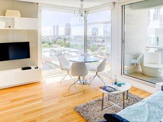 2 Bedroom Modern Apart - Historic San Telmo & Puerto Madero area