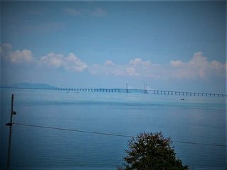 Penang Bridge Seaview - Georgetown