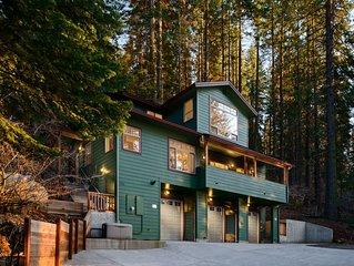 Juniper Retreat - A New Eco-Friendly Wifi Alternative  Located Inside Yosemite's