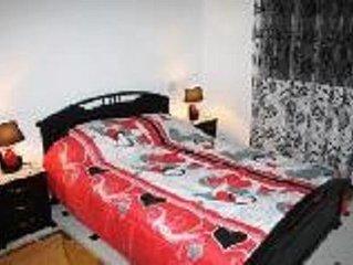 Appartement meublé en plein coeur  de Rabat  Quartier Hassan (WIFI)