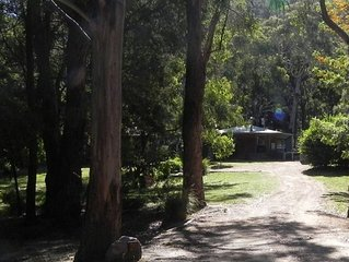Serra Halls Gap (backs directly onto National Park)