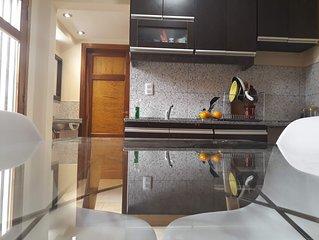 Confortable apartamento pleno centro