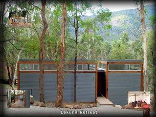Lakuna Retreat- Halls Gap