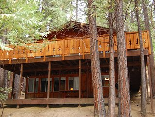 19B Ackley's Place inside Yosemite National Park