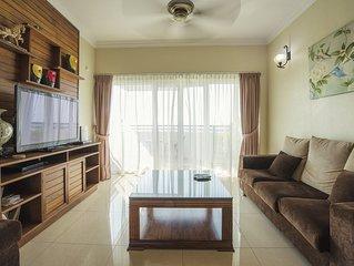 Seaside Holiday Apartments - Penang 13-3