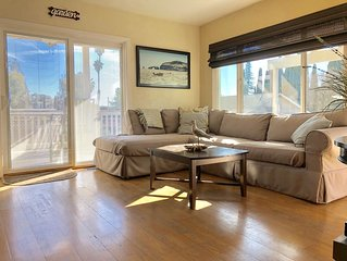 2 Bedroom Peaceful Ventura Beach Town Hillside Retreat