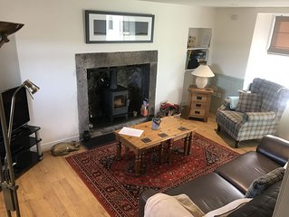 Beautiful Traditional Cottage in the Heart of Rural Aberdeenshire