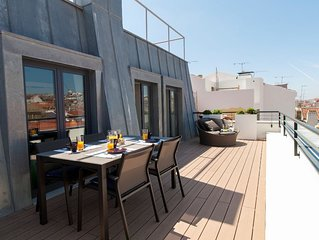 Santa Catarina Terrace Apartment  RentExperience
