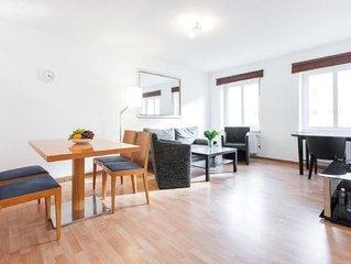 Ferienwohnung Berlin fur 2 - 4 Personen mit 1 Schlafzimmer - Ferienhaus