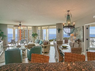 P3-1204 Exceptional  3BR Elite Rated Skyhome * Portofino Sleeps 10