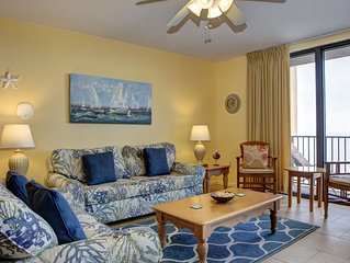 Gulf Front,  3 bedrooms Phoenix X    Great Reviews!