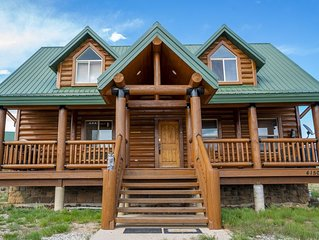 Luxury Cabin Between Bryce Canyon & Zion National Park