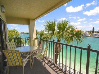 Master w/King Bed & Private Balcony! W/D in Unit & Wifi.  Fabulous View!