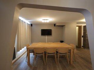 appart NEW HIGH STANDING 3 BEDROOM POOL AREA CLIFF Kouria Avoriaz