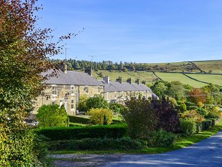 Stone-built Cottage In A Tranquil Setting With Views Over Rosedale