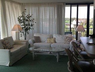 Oceanfront Three Bedroom Condominium in Sea Colony Delaware