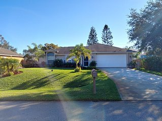 Great location in Southwest Florida-short drive to it all!!!