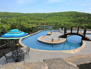 Antlers Resort Lakefront lodge just mins. from Silver Dollar City w/Resort Pools