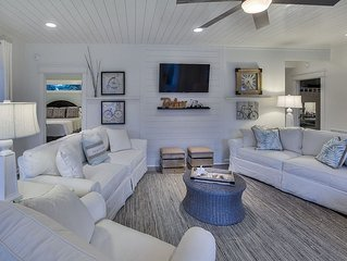 Cottage By The Sea - Fully Renovated Home! ~  Wrap Around Balconies and Communit