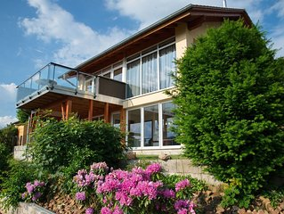 Apartment with incredibly beautiful views of the famous Lake Eder